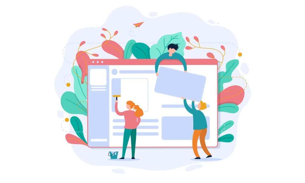 Website bouwen SETdc